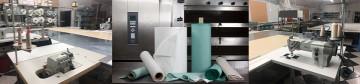 Textilien und Näharbeiten